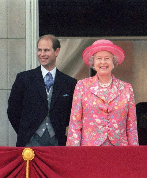 queen and prince edward