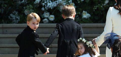 royal wedding 2018 prince george