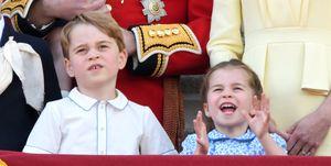 ジョージ王子 シャーロット王女 キャサリン妃 サンタクロース