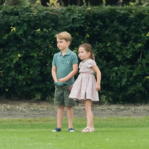 What Prince George and Princess Charlotte Were Up To During Wimbledon