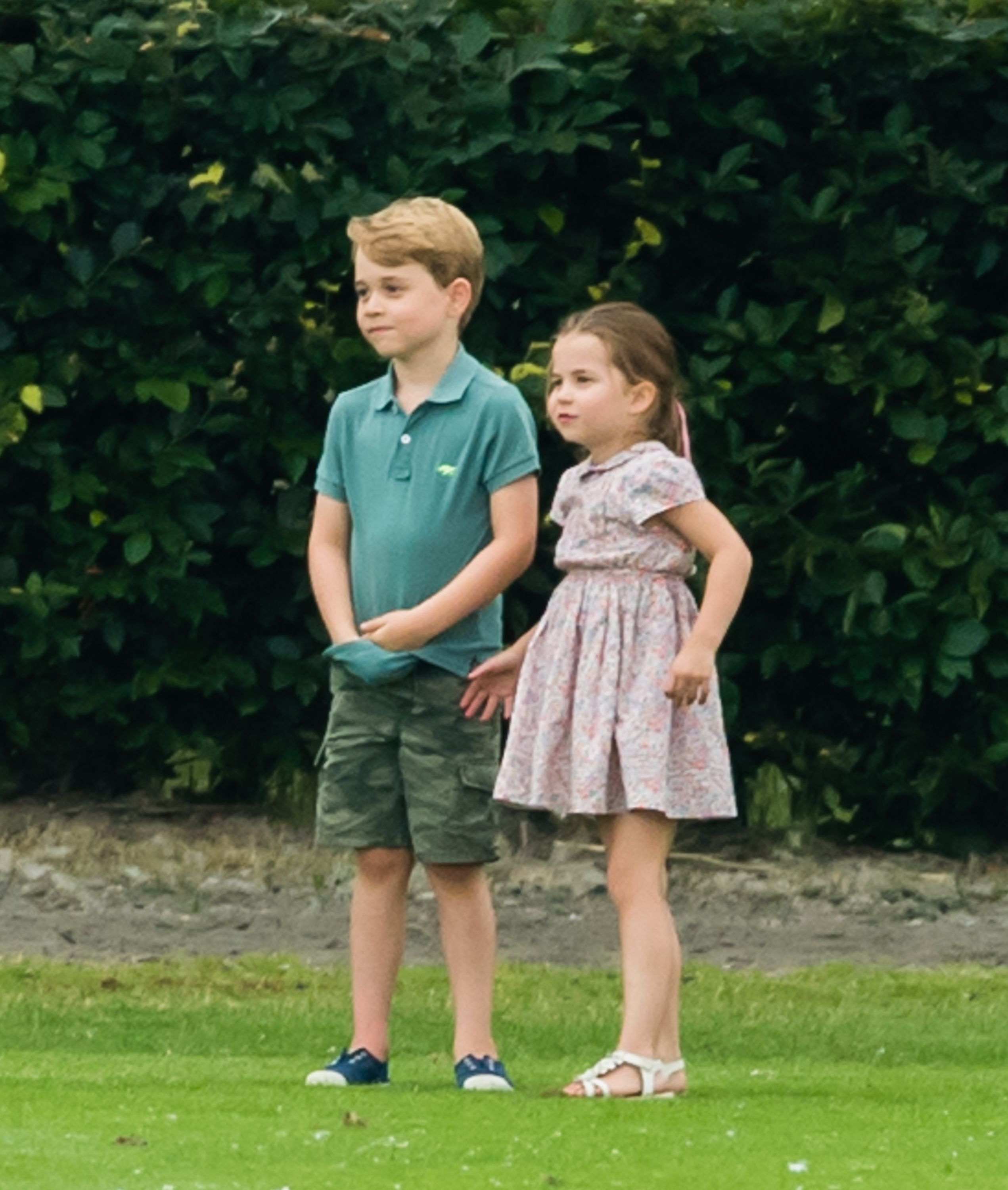 What Prince George Is Really Like at Six