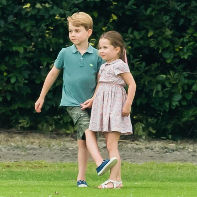 Kate Middleton, Prince William, and the Cambridge Kids Fly to Scotland to Visit With the Queen