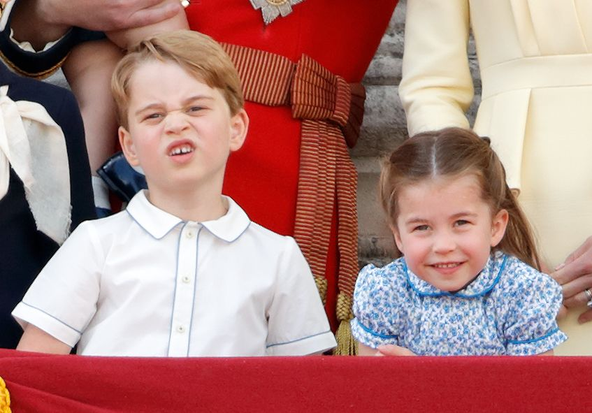 Prince George and Princess Charlotte's Curriculum at Thomas's Battersea Is No Joke