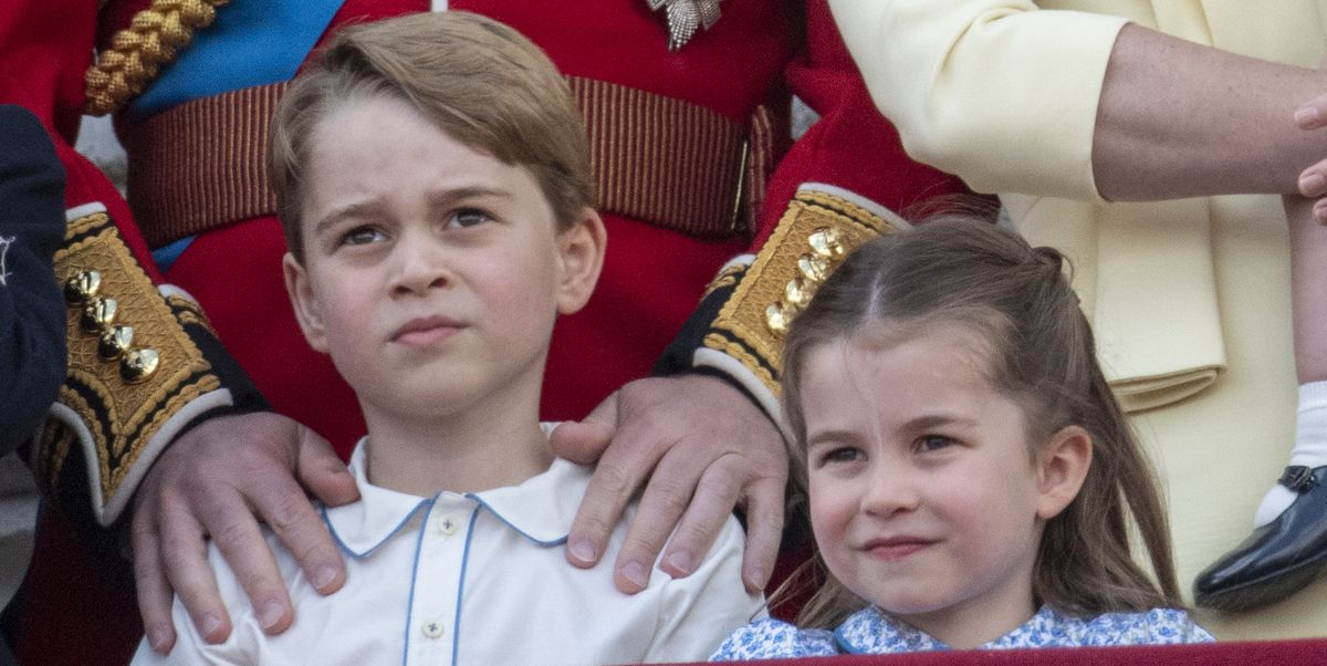 Prince William and Kate Share a Never-Before-Seen Photo of George, Charlotte, & Louis for Father's Day