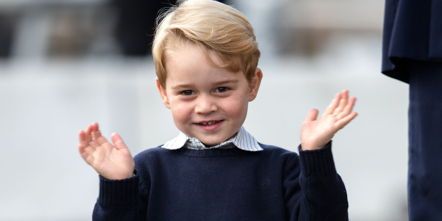 Prince George's Classmates Have the Absolute Cutest Nickname for Him