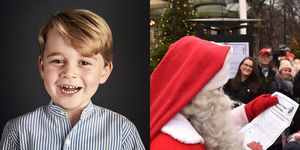Prince George reveals the one thing he wants for Christmas in a handwritten letter to Santa