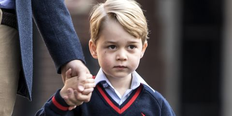 prince george returns to school to learn new skills including ballet