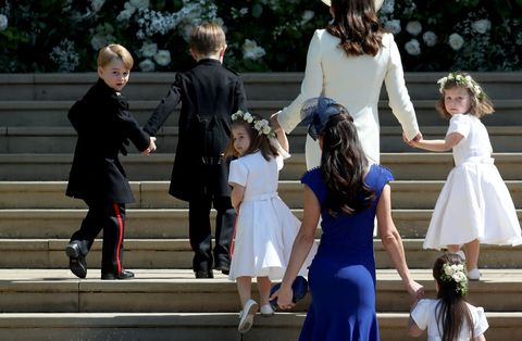 4a7e86a06 Prince George Wears Trousers - Why Prince George Looked Different At ...