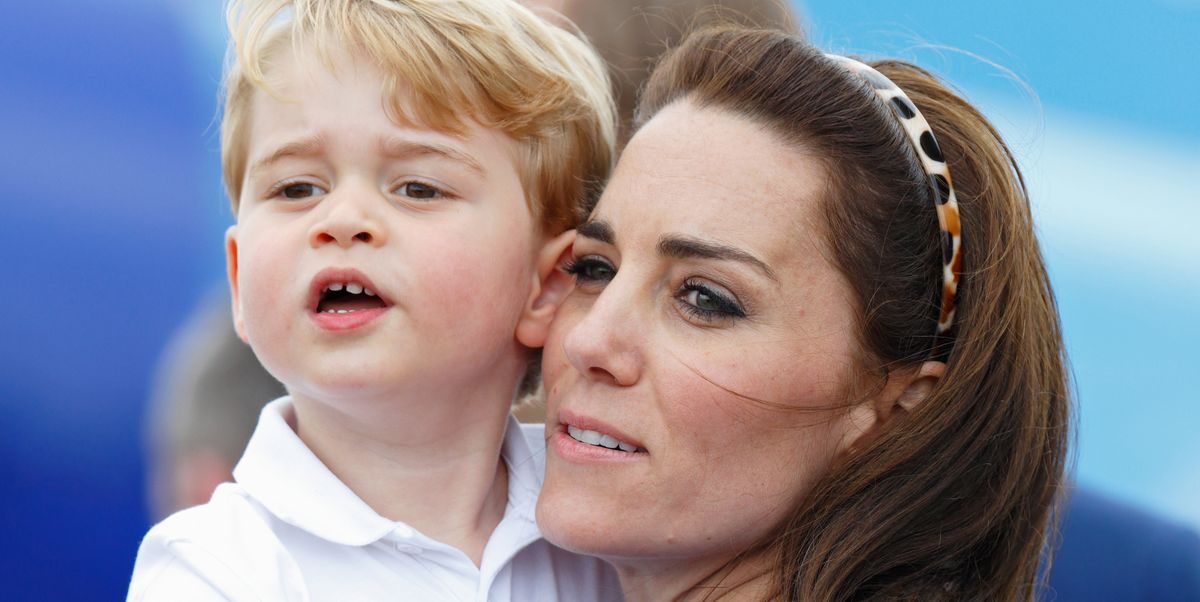 Prince George will soon be forbidden from travelling with his family