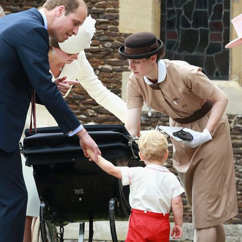 Nanny For The British Royal Family