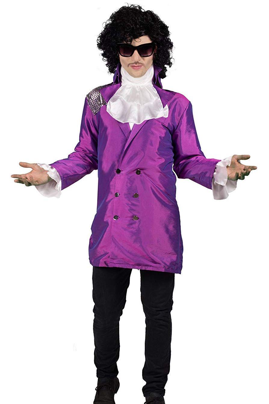 prince '80s halloween costume
