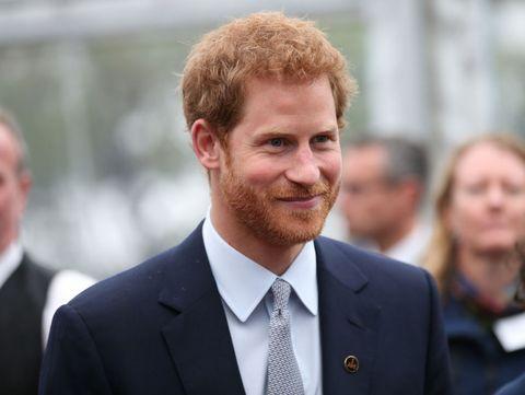 Prince Harry in Sydney