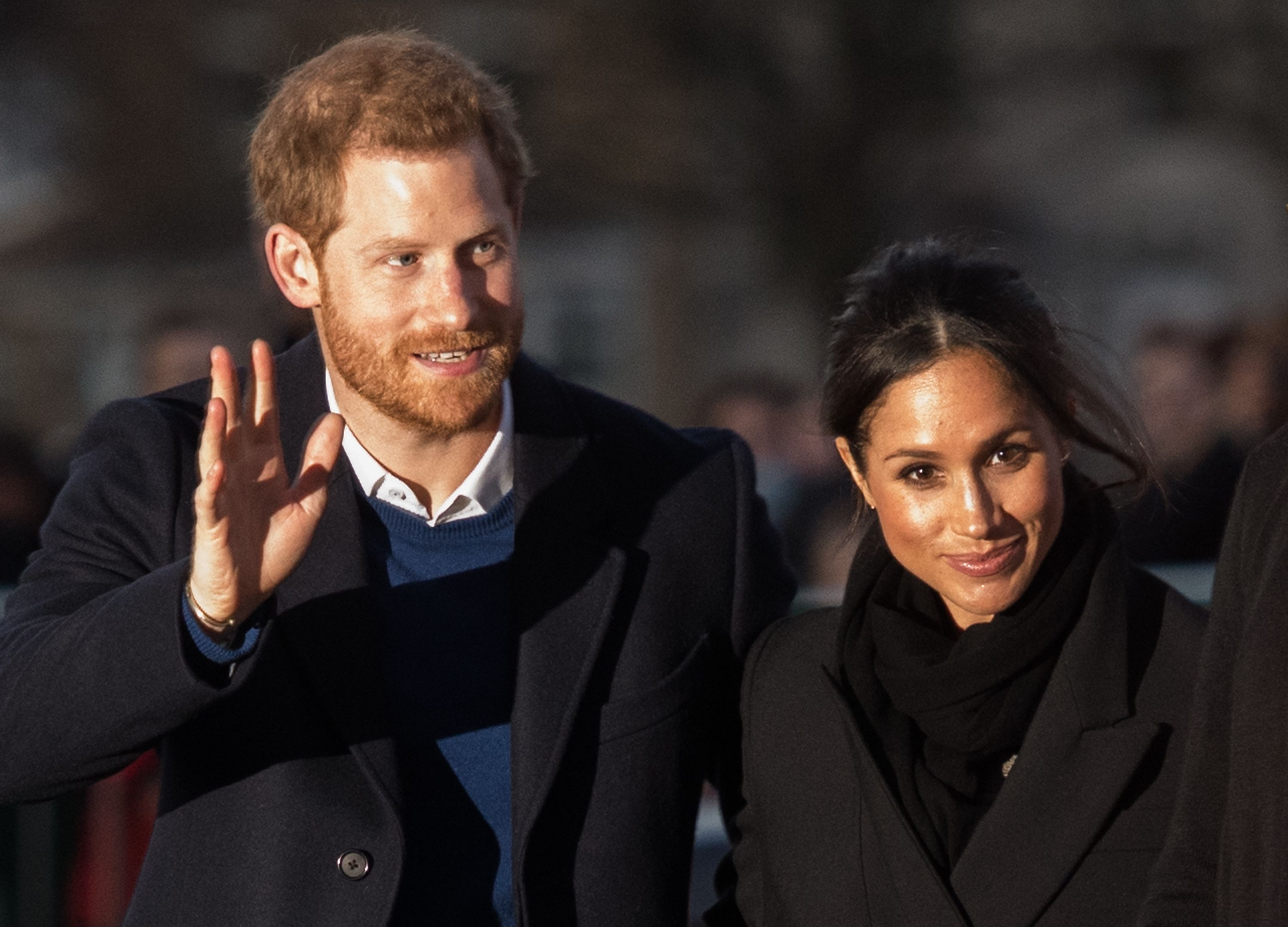 prince harry meghan markle s statement about buckingham palace staff sussex royal prince harry meghan markle s