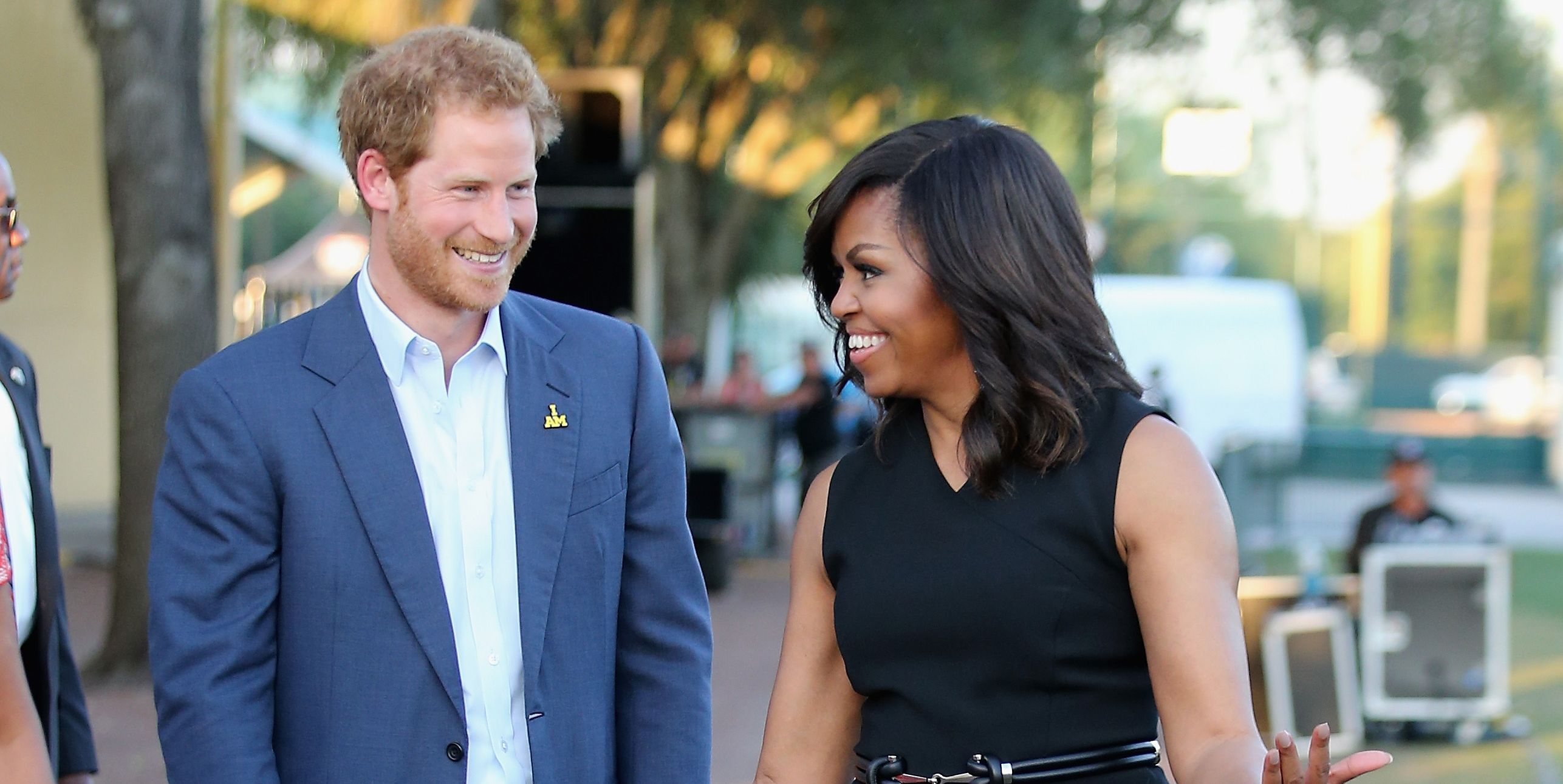 Michelle Obama's Reaction to Prince Harry and Meghan Markle's Baby News Is the Best Thing Ever