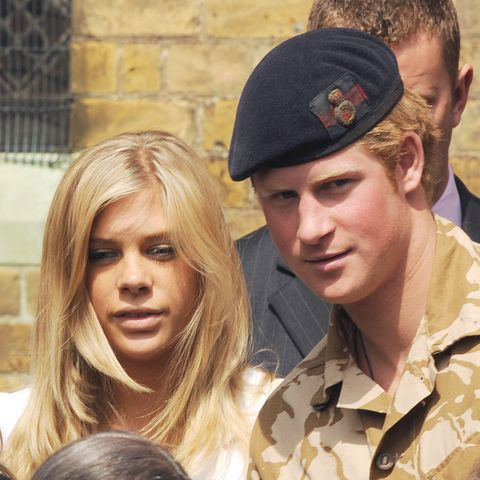 prince harry afghanistan campaign medal