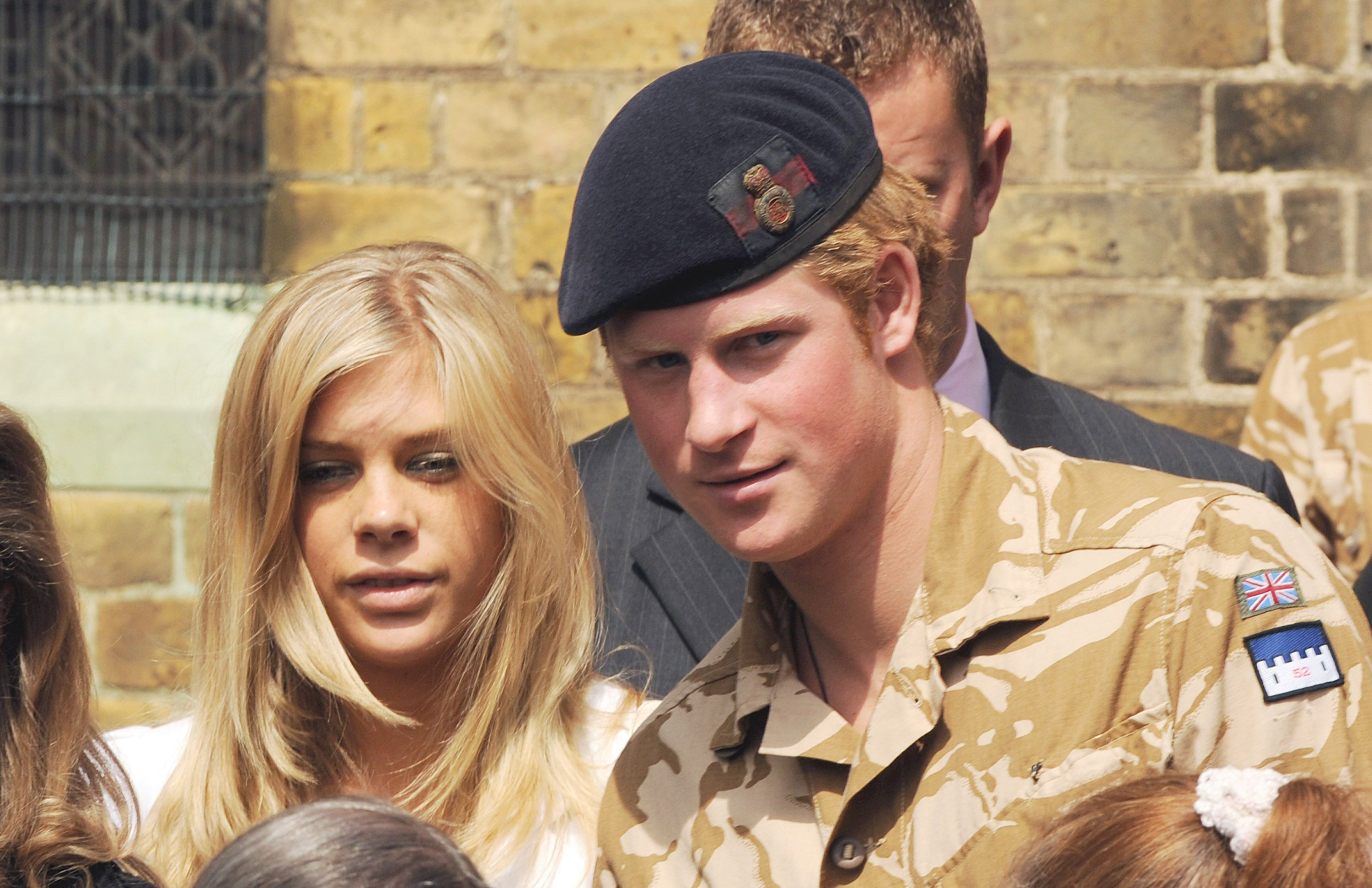Prince Harry and Chelsy Davy split pics