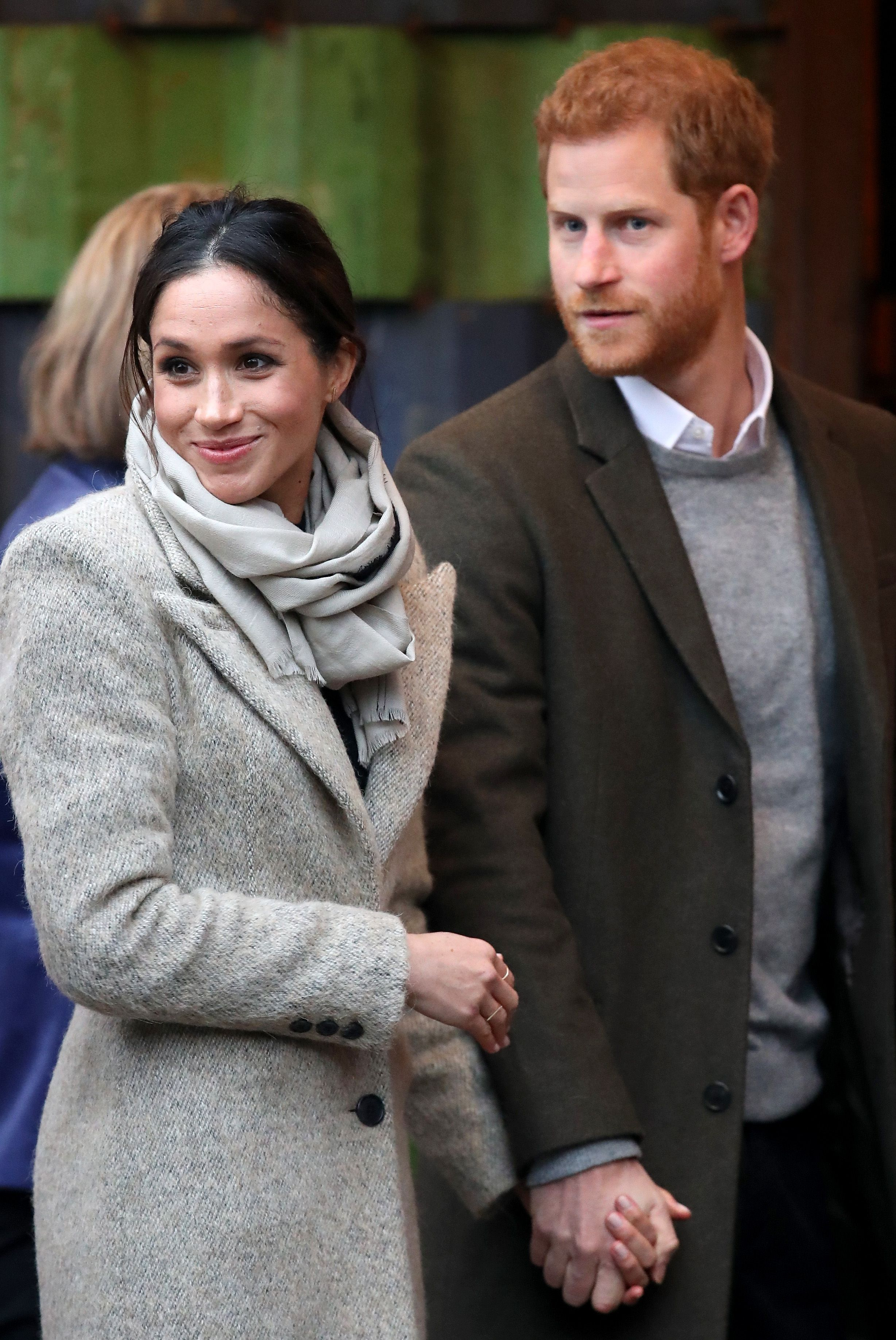 Prince Harry Was Photographed Arriving in Canada to Reunite With Meghan Markle and Archie