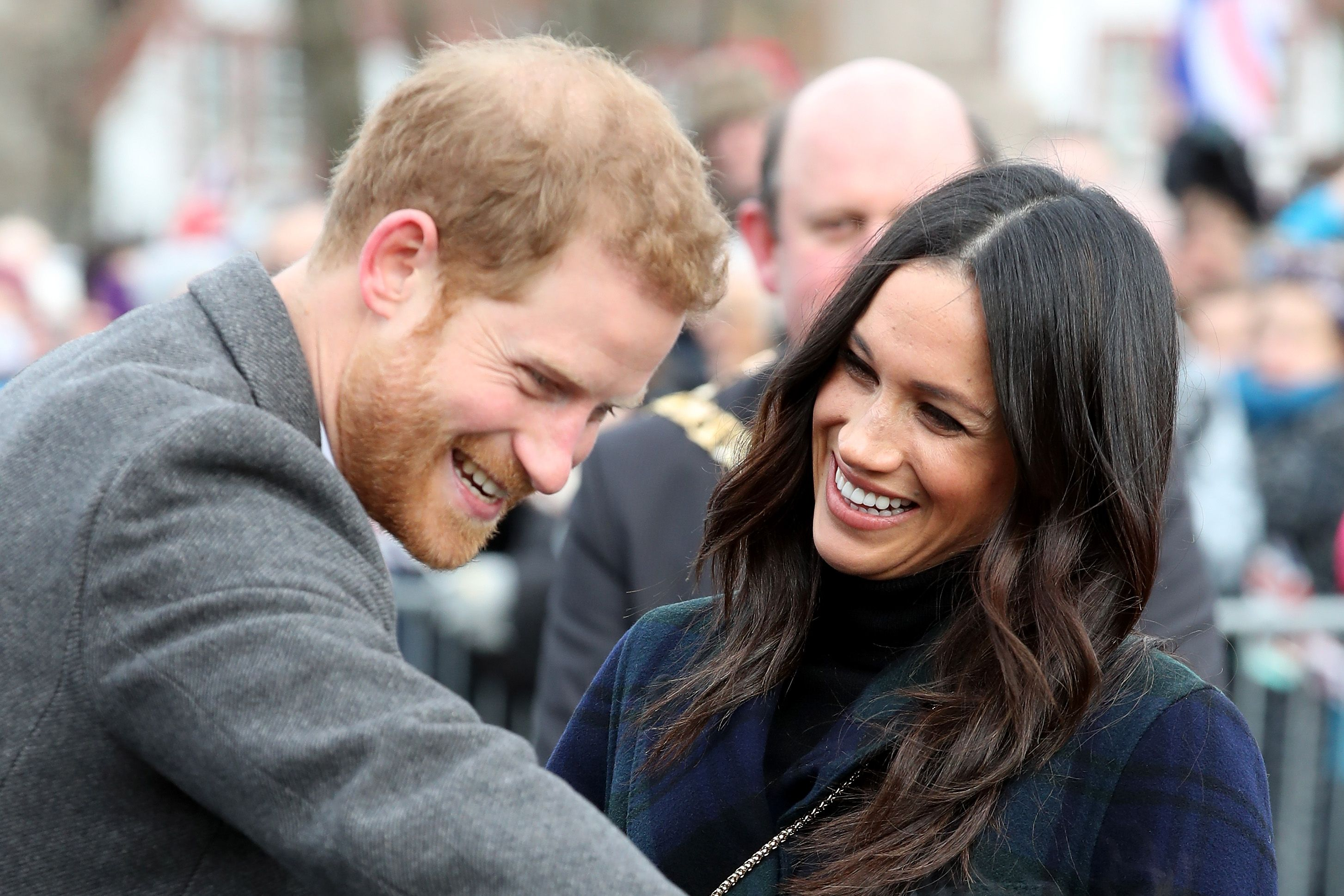 What Prince Harry And Meghan Markle's Body Language Says About Their Marriage