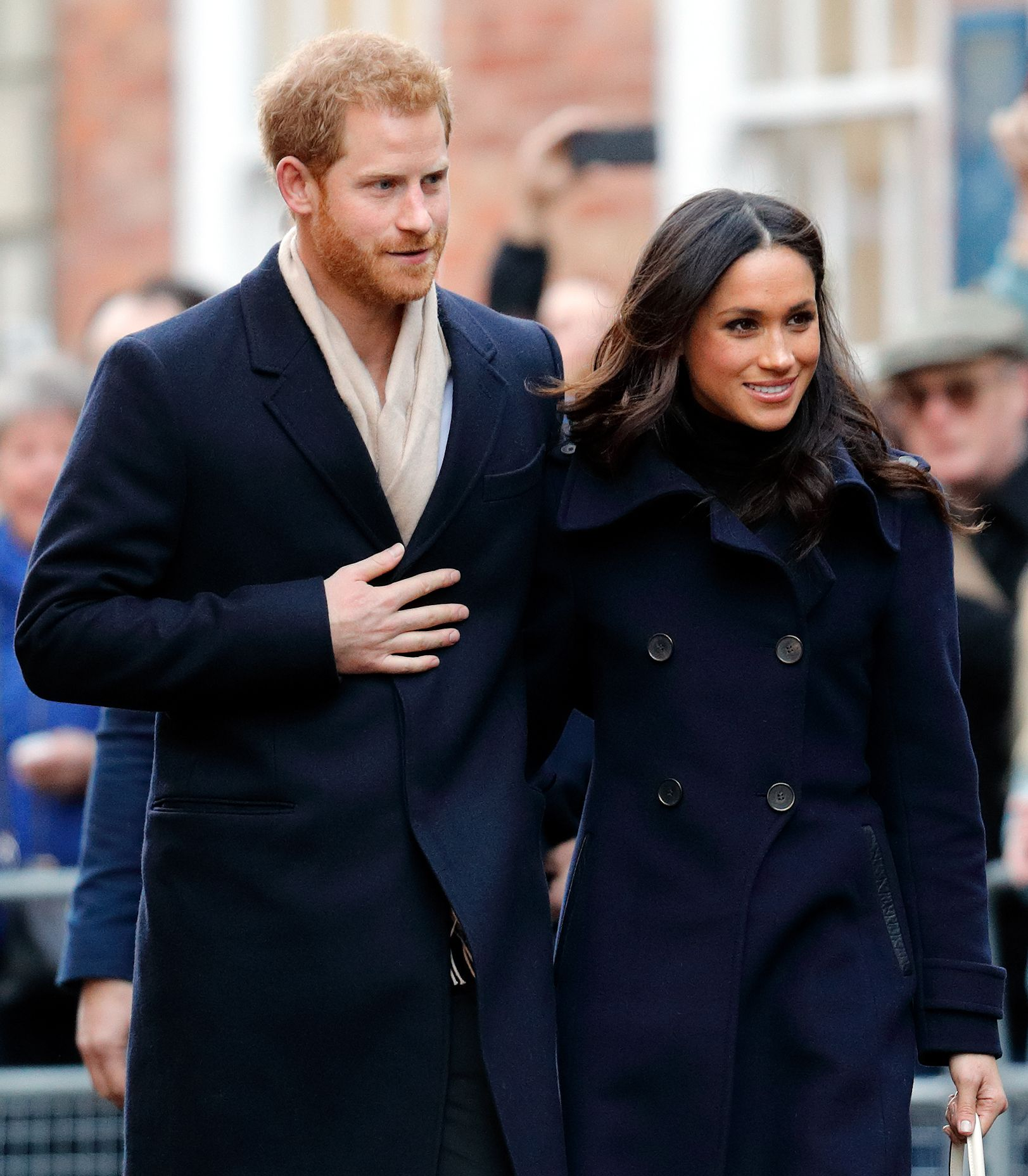 Meghan Markle and Prince Harry Will No Longer Use Their HRH Titles