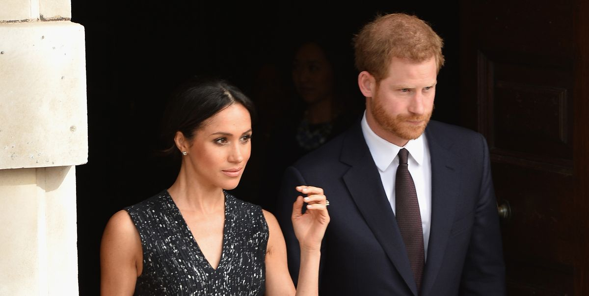 Canada Will Not Pay for Prince Harry and Meghan Markle's Security After March
