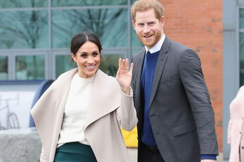 Meghan Markle and Prince Harry's Son Archie's Name