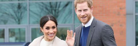 So THIS Is What Meghan Markle and Prince Harry's Baby Archie's Name Means