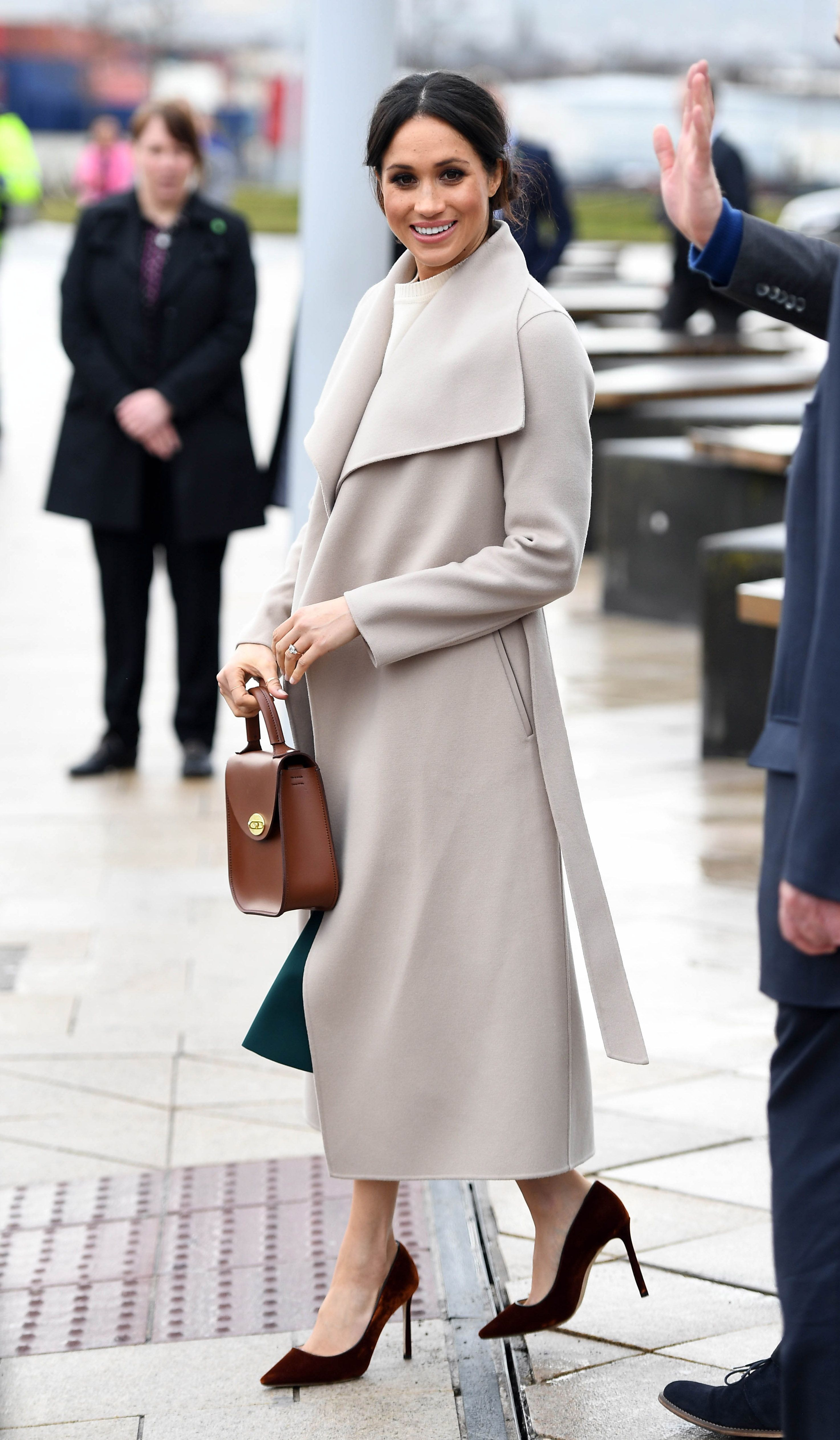 The Coat Styles Meghan Markle Wears the Most