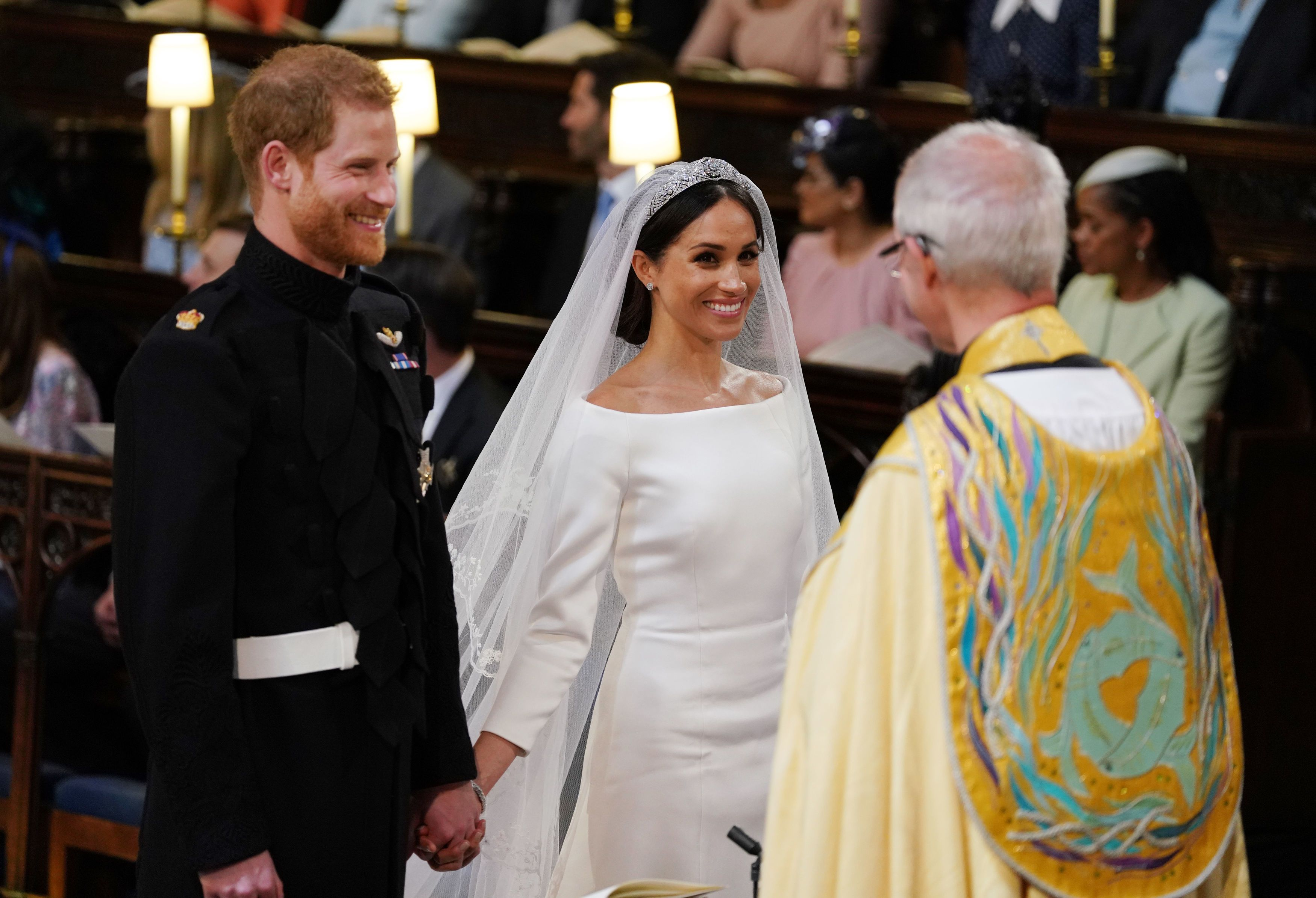 12++ Harry And Meghan Wedding Photos Official