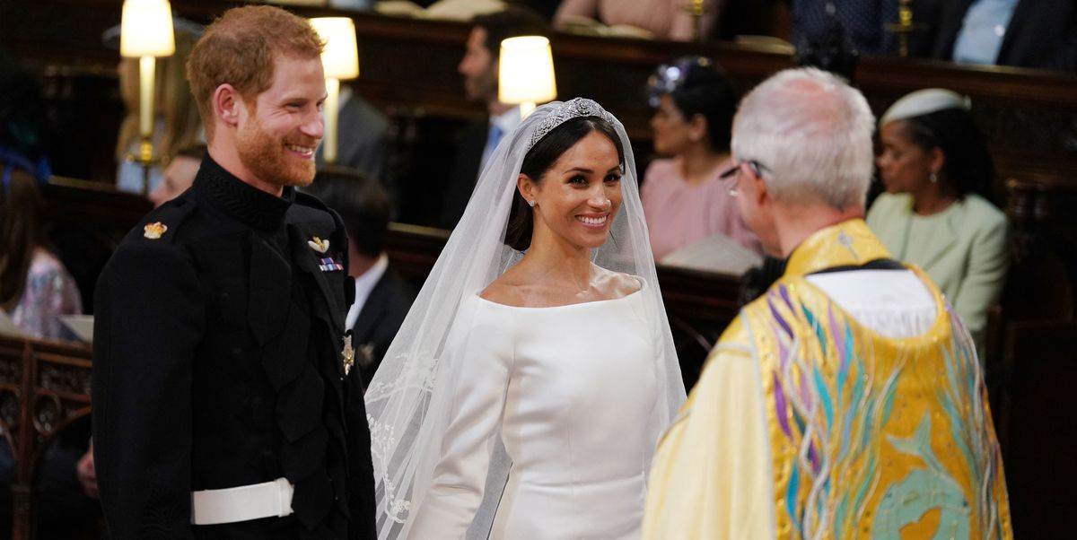 Meghan Did  Harry Prince Markle When and Married Get
