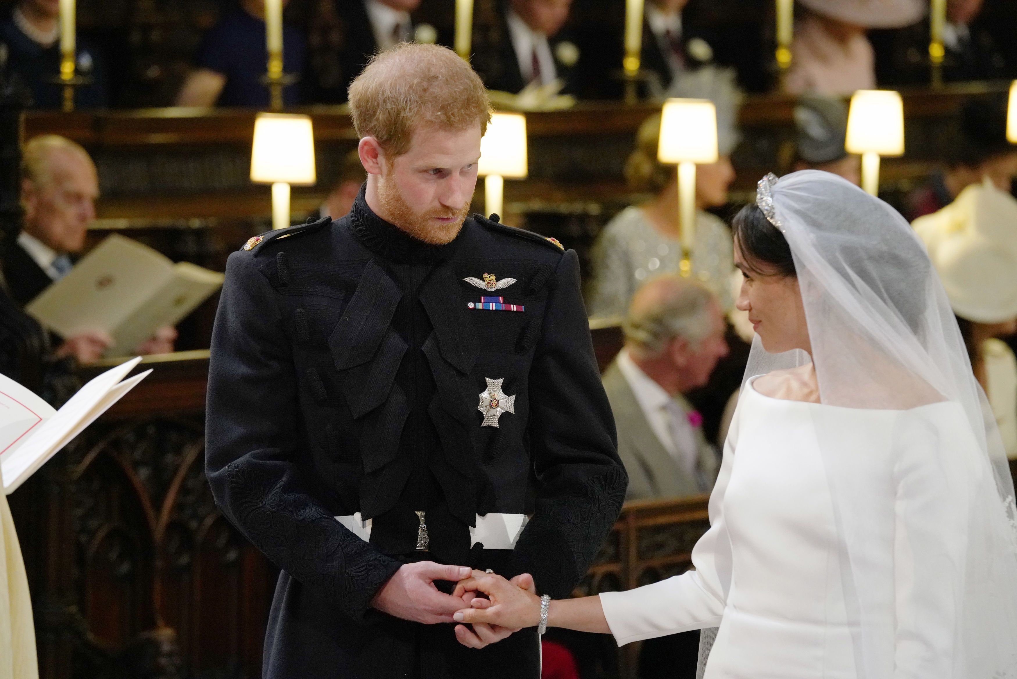 Song About Wedding.Prince Harry Chose Meghan Markle S Procession Song For The Royal Wedding