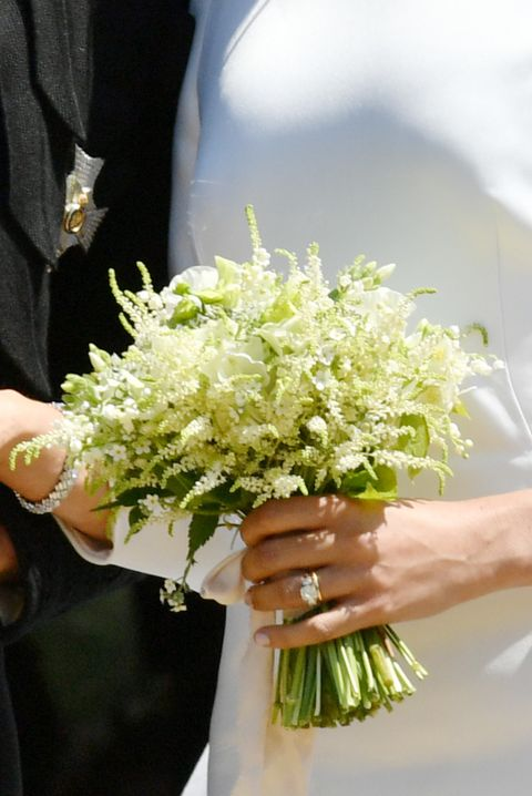 13++ Kate Middleton Meghan Markle Bouquet
