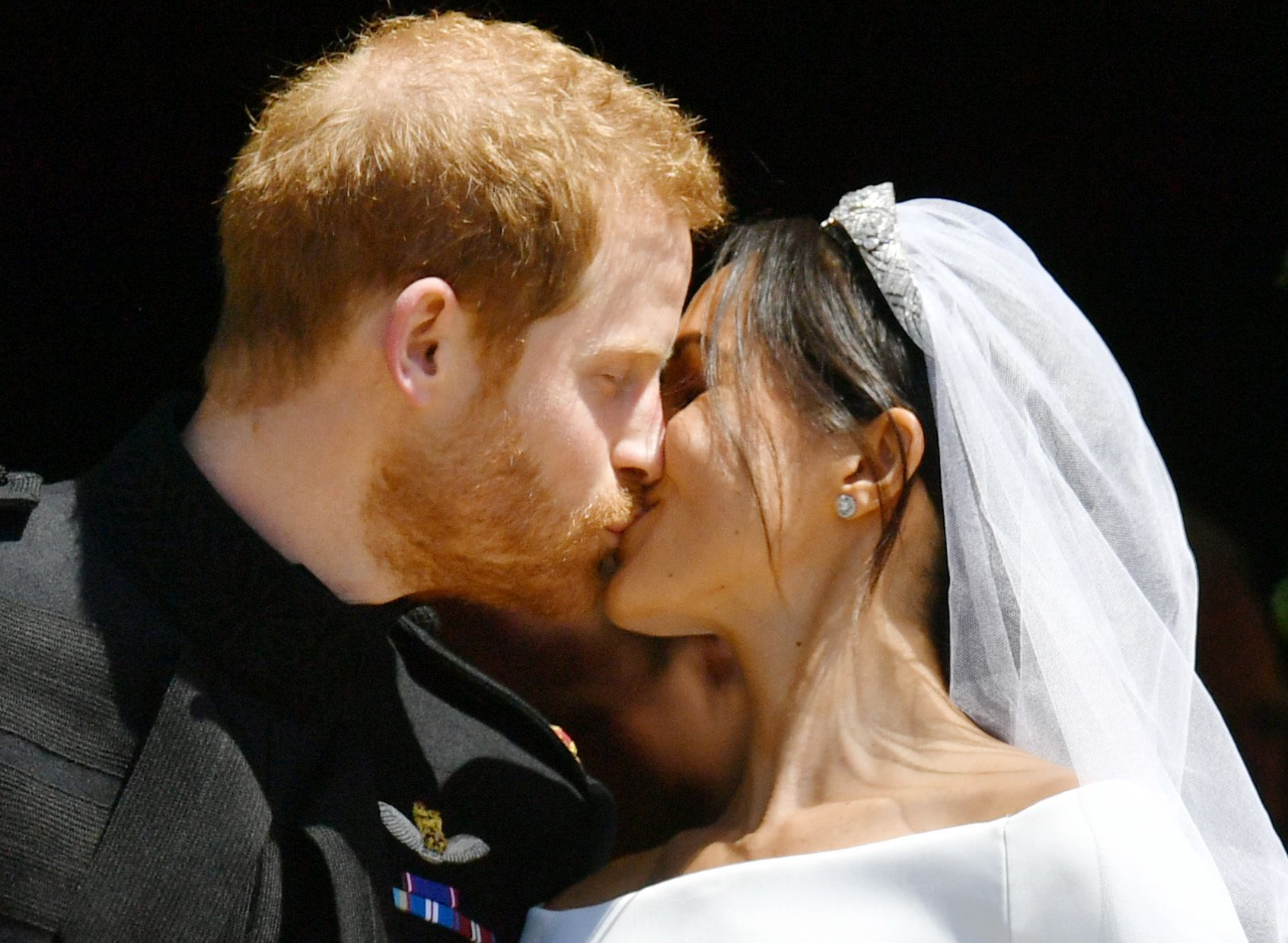 Meghan Markle and Prince Harry Share Intimate New Wedding Photos in Honor of Their Anniversary
