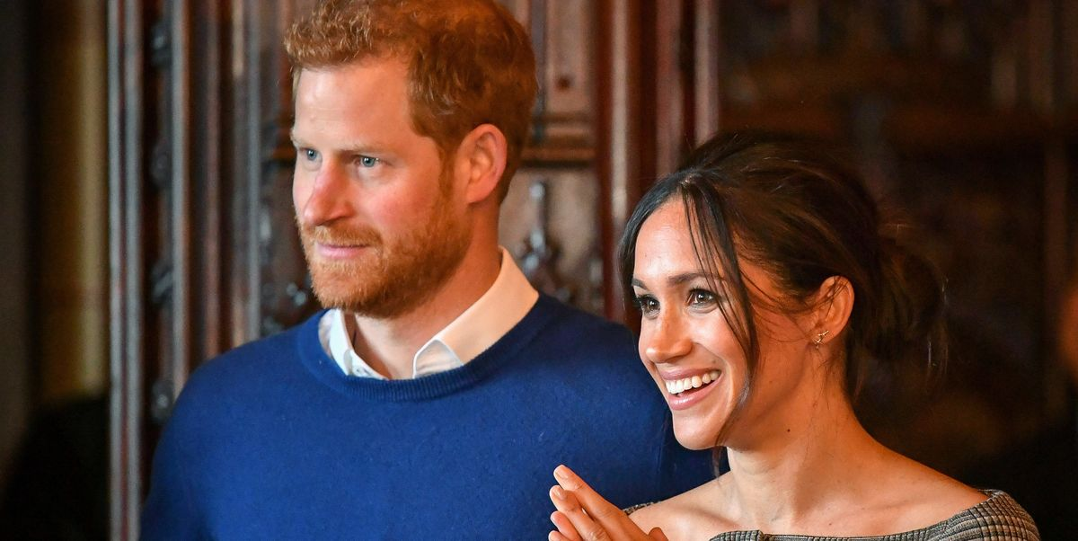 Prince Harry's Body Language with Meghan Markle and Archie Shows He's So Proud of Them