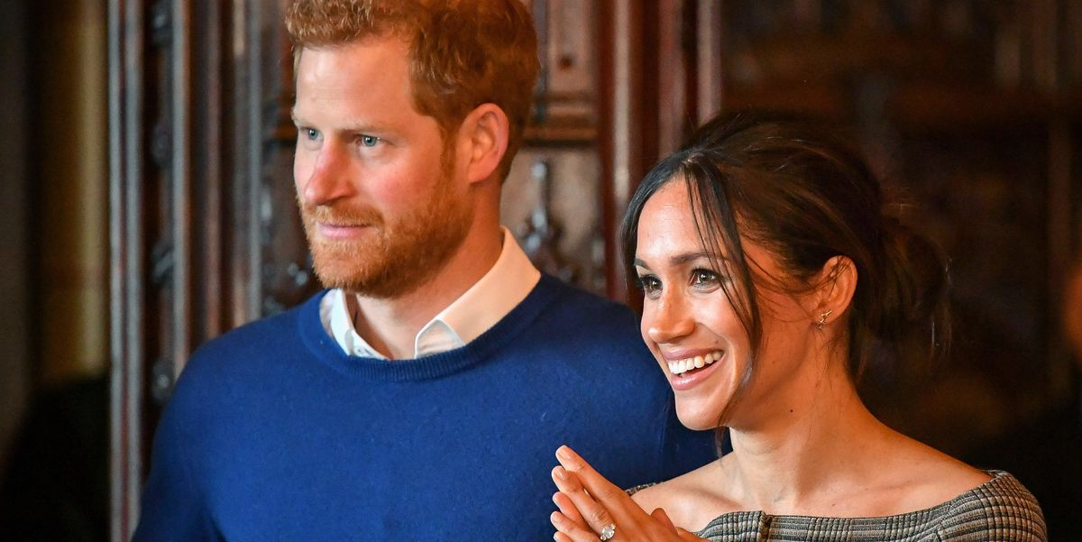 Meghan Markle and Prince Harry Have Officially Named Their Baby