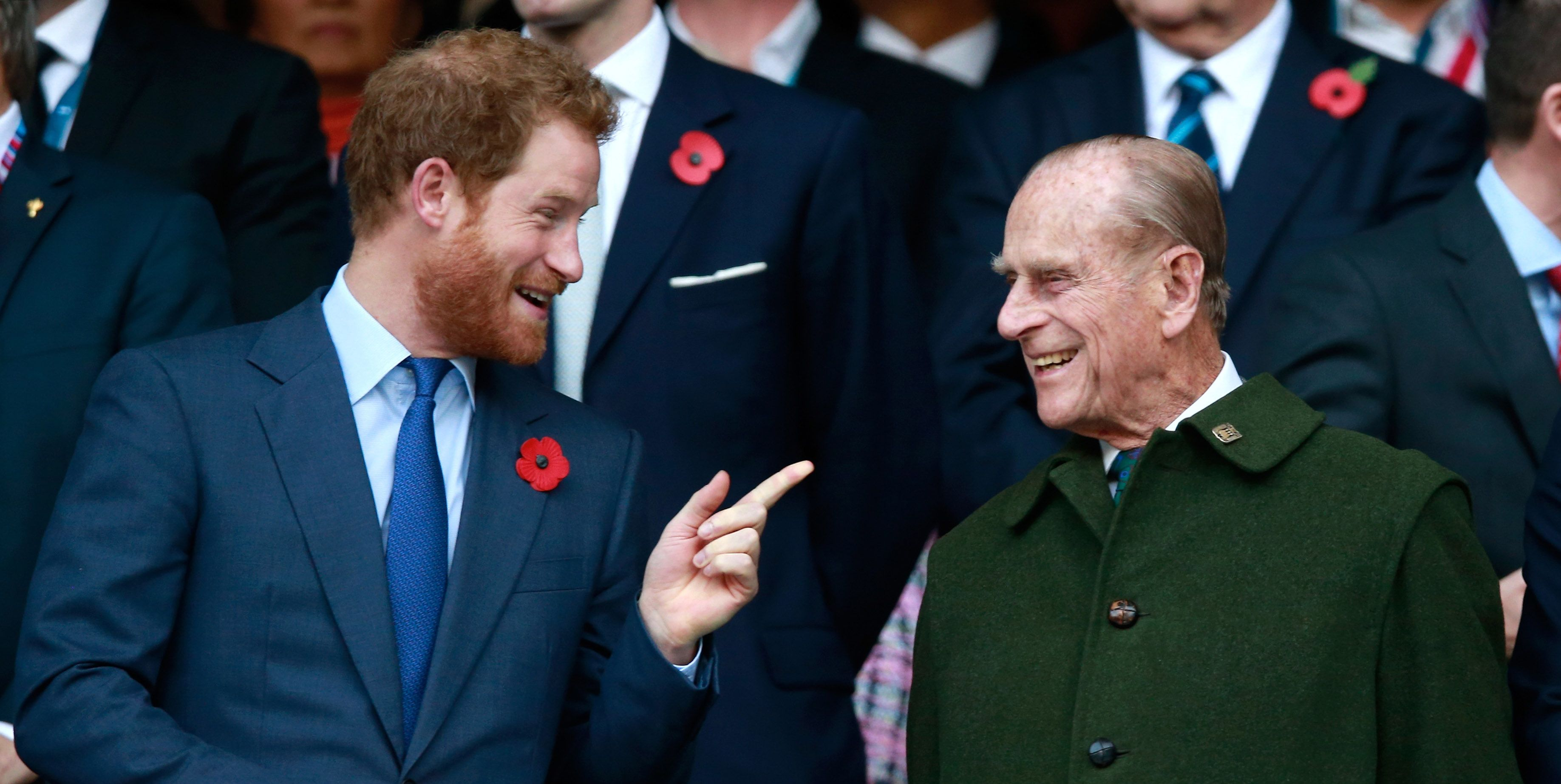 Flipboard: 'I could see Rose one second... and then she ... Young Prince Philip Prince Harry