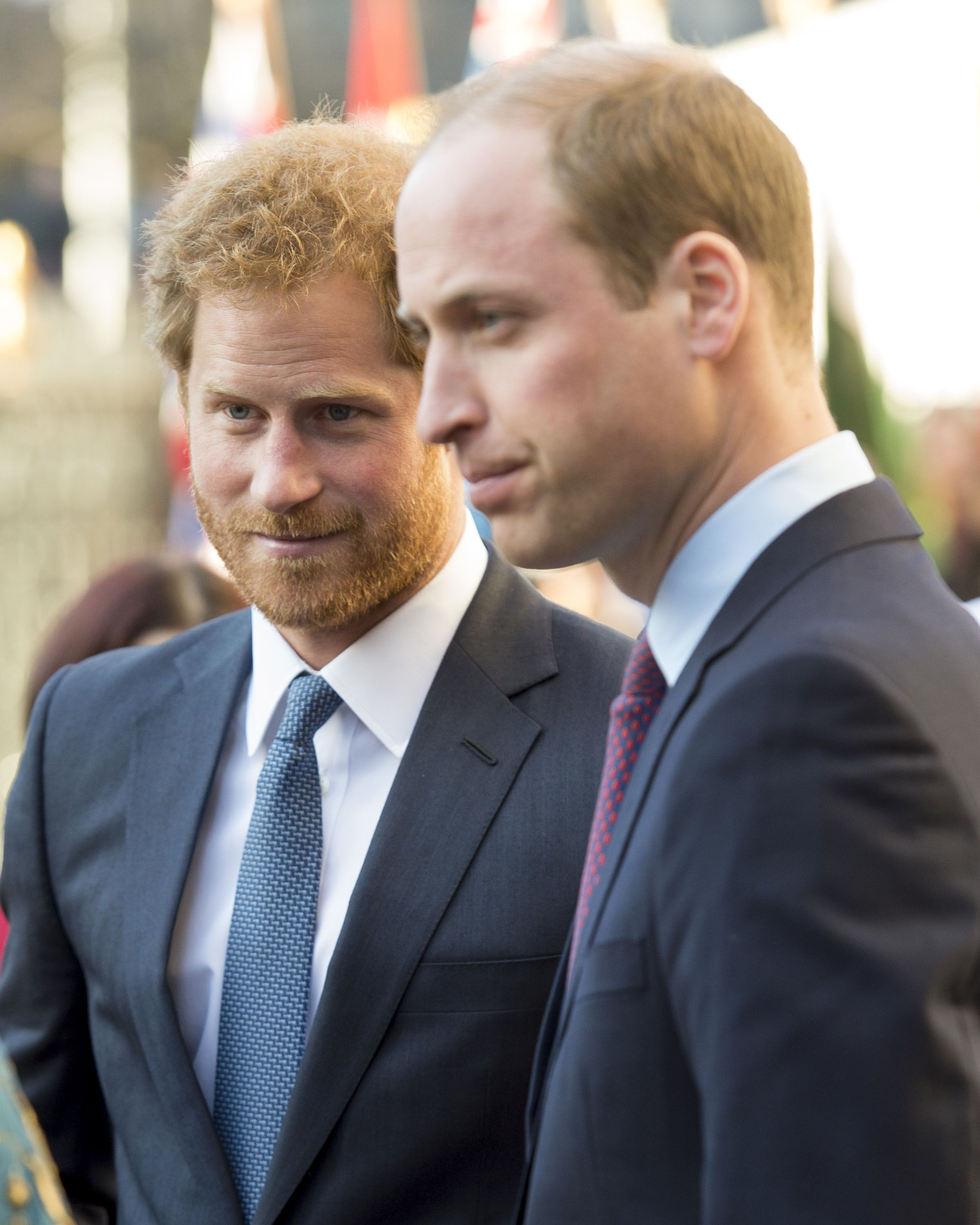 """An Official Timeline of Prince William and Prince Harry's """"Royal Rift"""""""