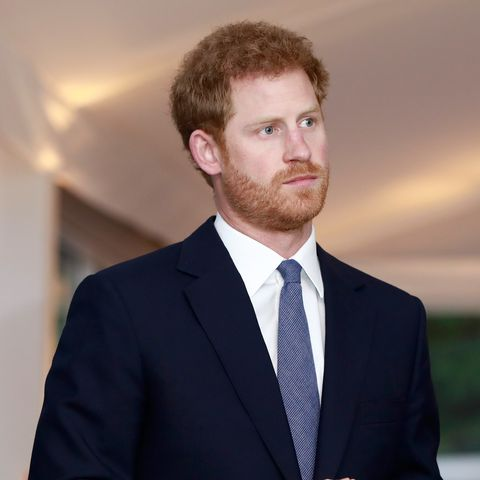 Prince Harry Attends The Landmine Free World 2025 Reception On International Mine Awareness Day