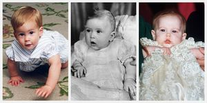 prince harry charles princess beatrice baby photos royal family