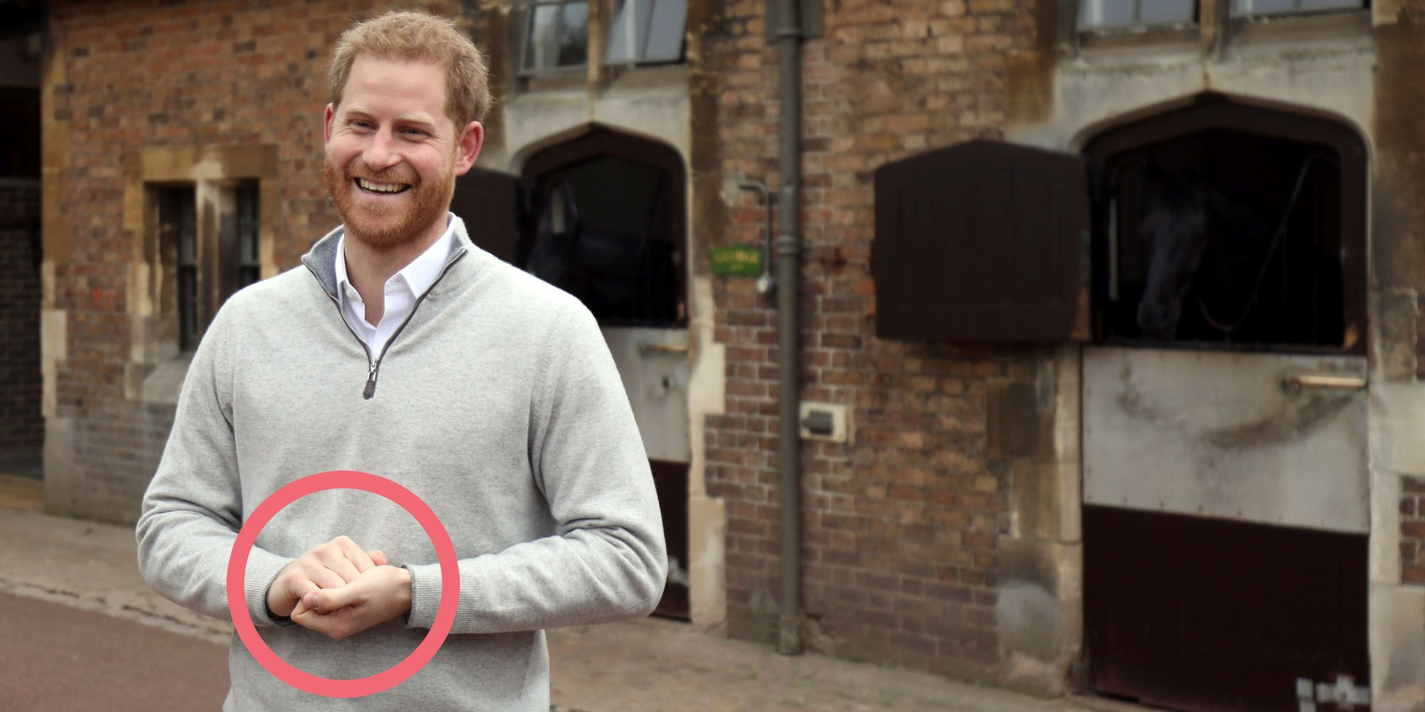 Body Language Experts Analyze Prince Harry's First Interview After the Royal Baby's Birth