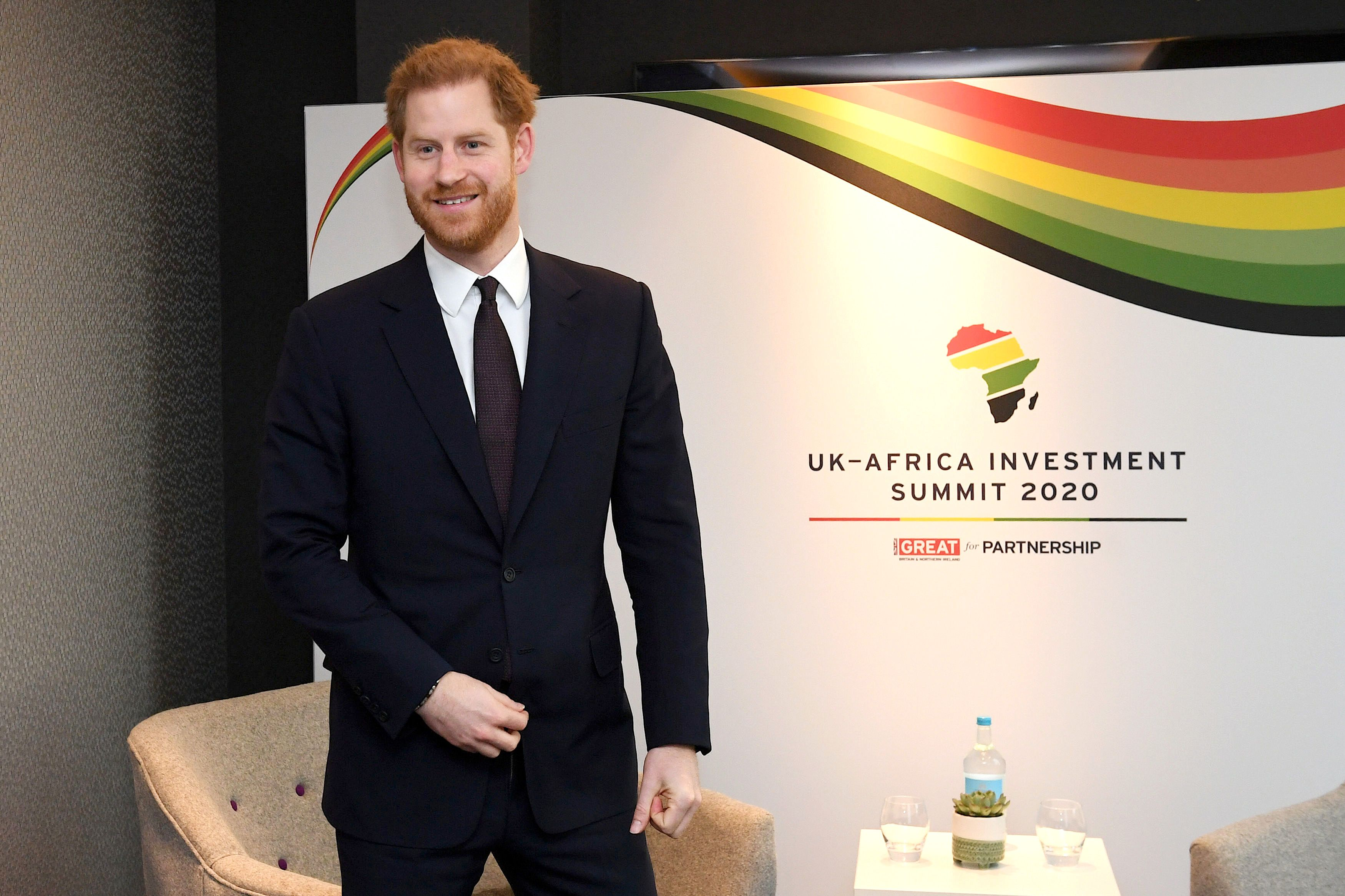 Prince Harry cracks out the dad jokes in a new Instagram post