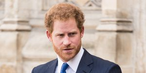 Prince Harry Attends Service Of Commemoration For Tunisia Terrorist Attacks