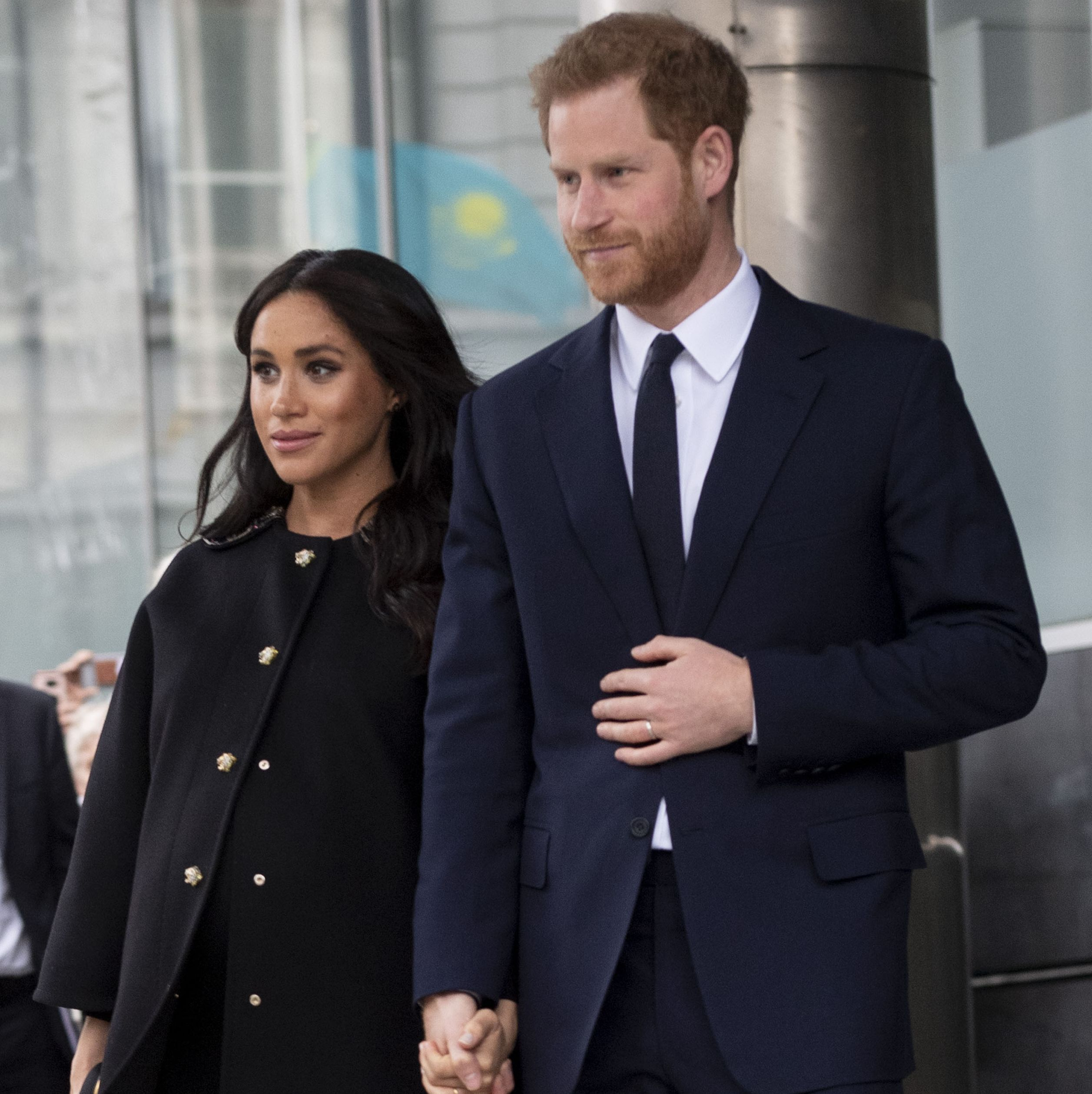 Meghan Markle and Prince Harry Visited New Zealand House to Pay Tribute to the Victims of the Christchurch Terrorist Attack