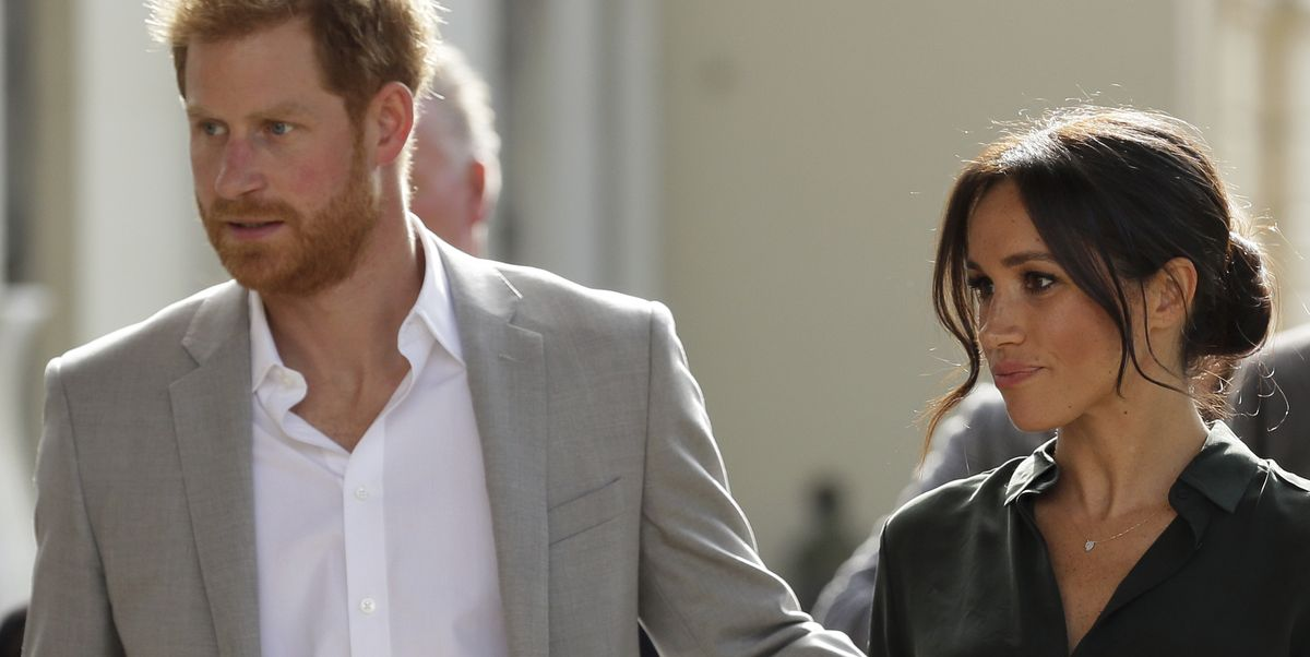 Meghan Markle and Prince Harry's Baby Isn't a Prince and This Is Why