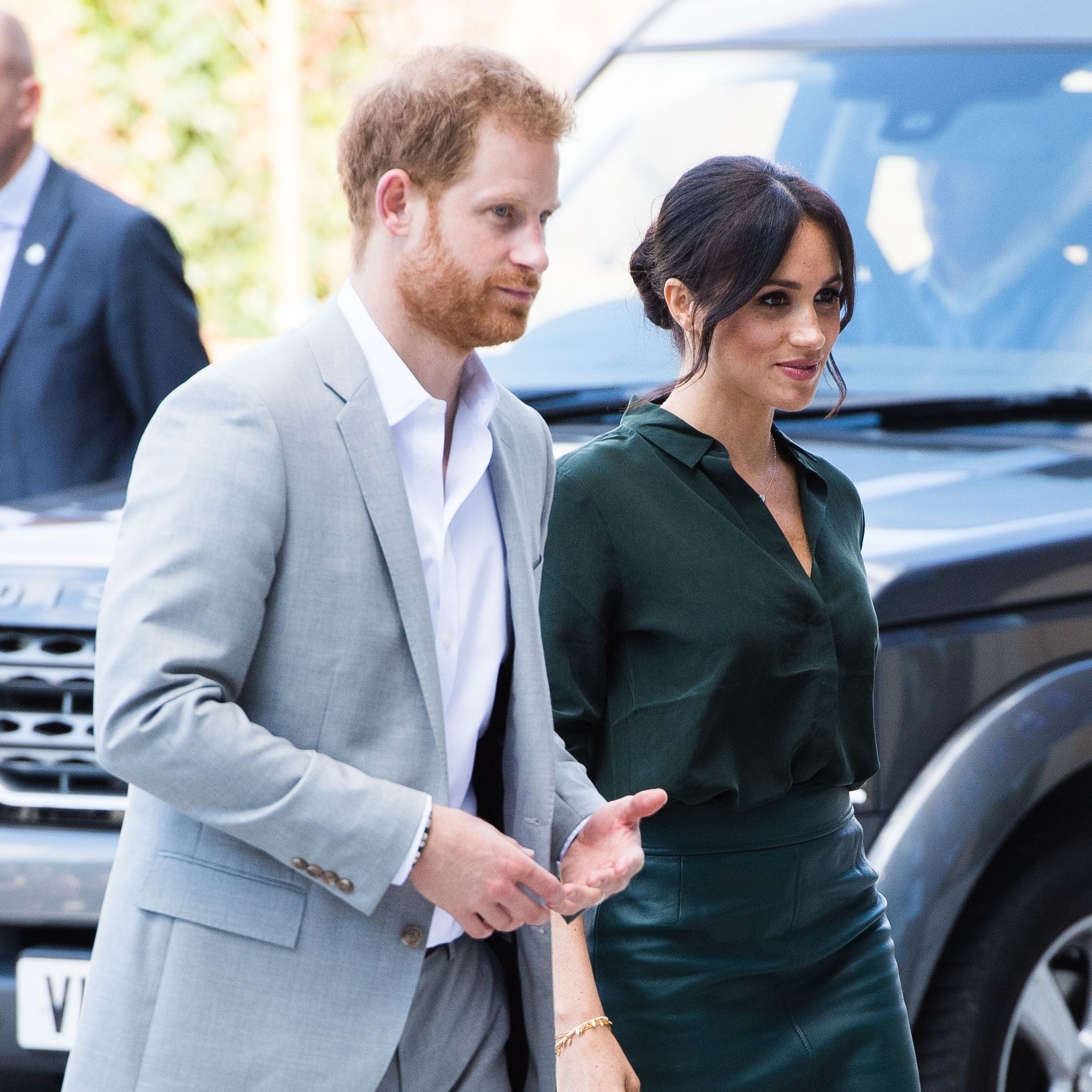 People Are Upset That Meghan and Harry Announced Their Pregnancy on a Sensitive Day