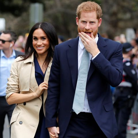 13ad3c09b Meghan Markle and Prince Harry's Son Will Probably Rebel Against His Dad  Someday, According to an Astrologer