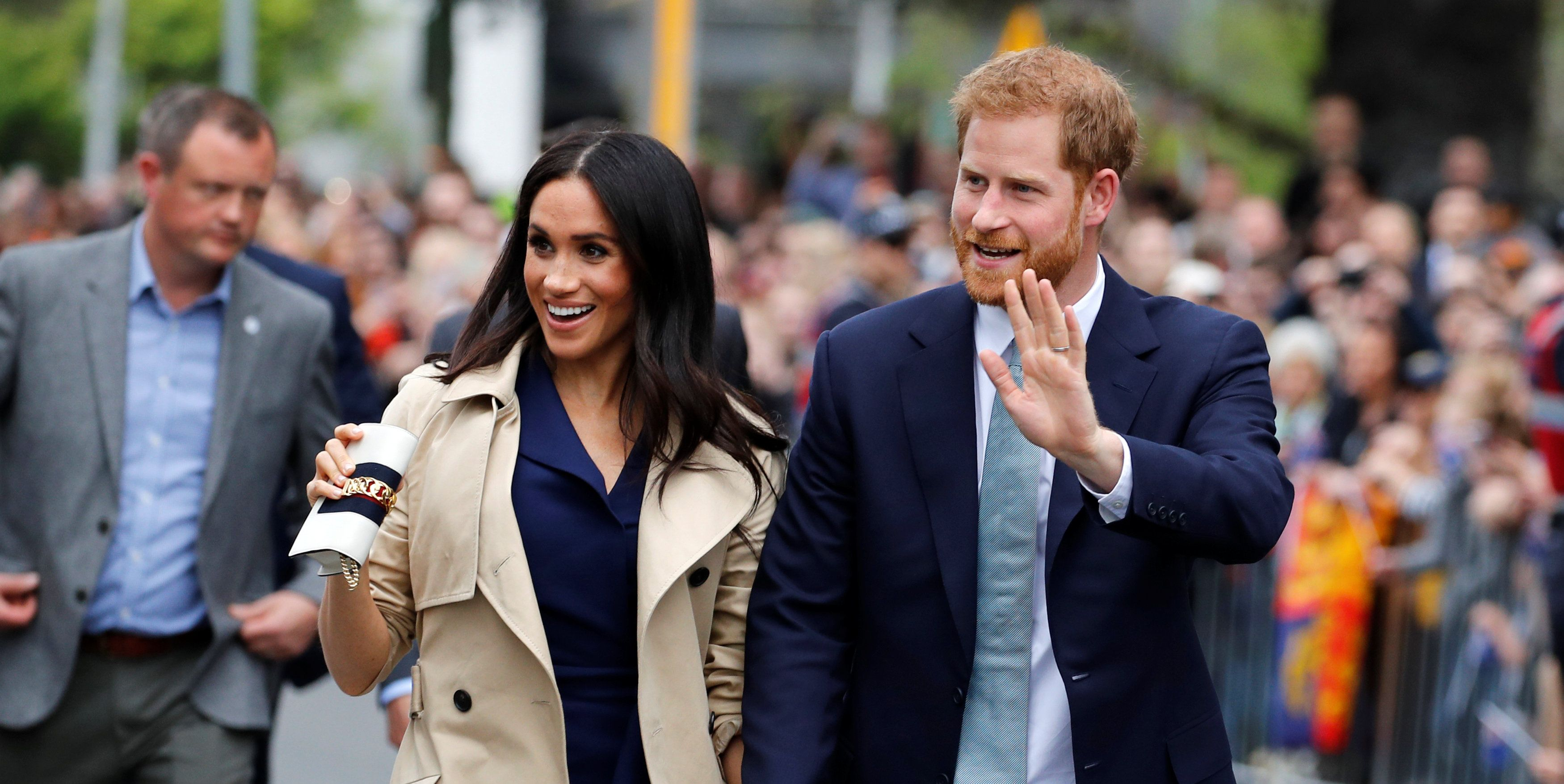 The Duke And Duchess Of Sussex Visit Australia - Day 3