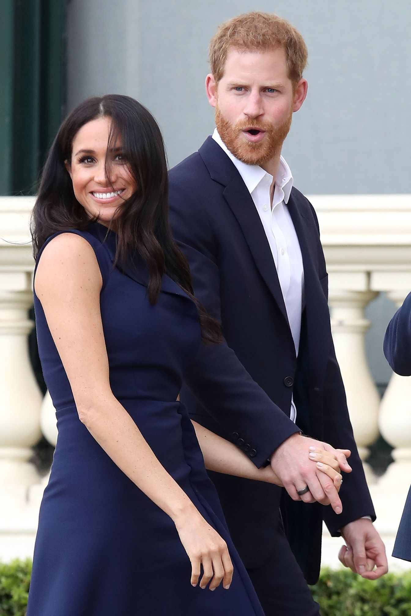 The Duke and Duchess of Sussex wish Prince George a happy birthday