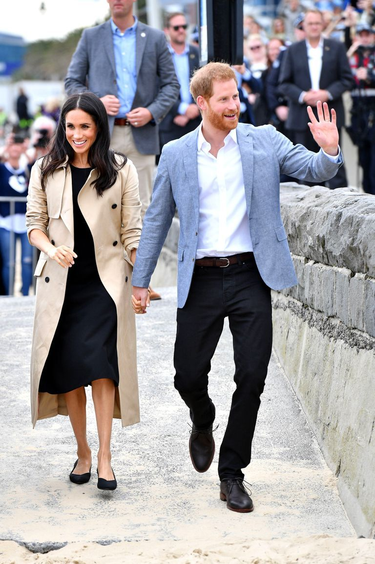 Meghan Markle Wears 268 Club Monaco Dress Its Not Sold Out Yet