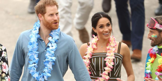 41ab3b77c4a Meghan Markle's Beach Look Is Making Us Want to Book a Vacation ASAP