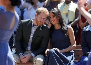 Prince Harry and Meghan Markle's sad news: A young woman they met on